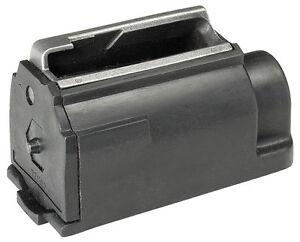 Ruger 90345 for model 77/357 357 Remington Magnum 5 rd Black Finish