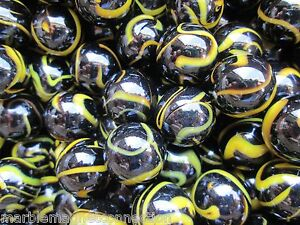 """MARBLES 2 POUNDS 5/8"""" POISON DART FROG MEGA MARBLES FREE SHIPPING"""