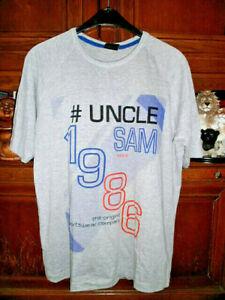 Smart Uncle Sam Jogging,sport,fitness,t-shirt Gr.xl Clothing, Shoes & Accessories