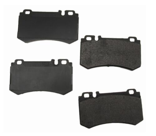 Rear For Mercedes CL55 AMG E55 AMG Disc Brake Pad OPparts Semi Met D8984OSM