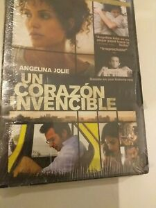 Dvd-UN-CORAZON-INVENCIBLE-precintado-nuevo-con-angelina-jolie