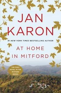 At-Home-in-Mitford-by-Jan-Karon-Christian-Mystery-Suspense-amp-Romance