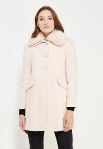 Manteau Miss à d'hiver en Selfridge col fourrure montant rrHWFq