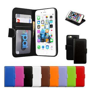 iPhone-6S-6-6S-Plus-5C-5SE-Case-for-Apple-Premium-Leather-Flip-Wallet-Cover