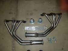 1954-64 FORD 2WD TRUCK HEADERS WITH 272, 292 AND 312 Y BLOCK V-8,