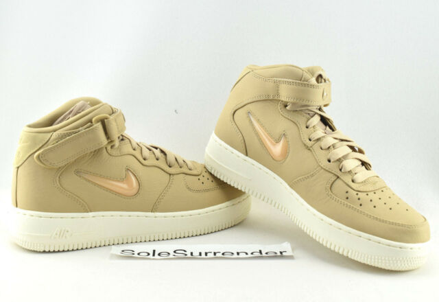97a41bef7e25 Nike Air Force 1 Mid Retro PRM -size 6.5- 941913-200 JEWEL Lab One ...