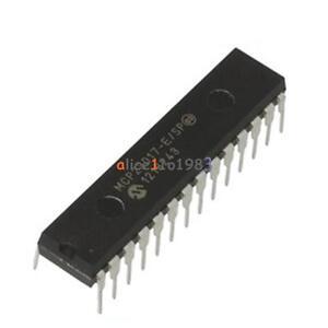 5PCS-MCP23017-E-SP-DIP-28-16-Bit-I-O-Expander-I2C-Top