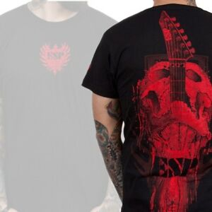 Esp Guitars T-shirt Swallow Taglia Xl Official Merchandise Magasin En Ligne