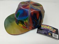*New* Marty McFly Licensed Color Changing Hat Cap Back to the Future Prop!