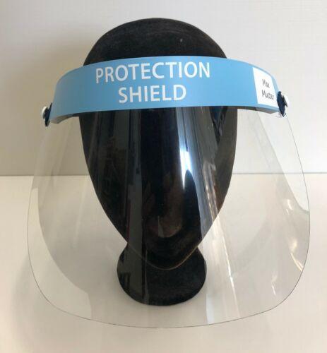 Protection Shield Anti Fog Gesichtsschutzschild Visier mit Augenschutz