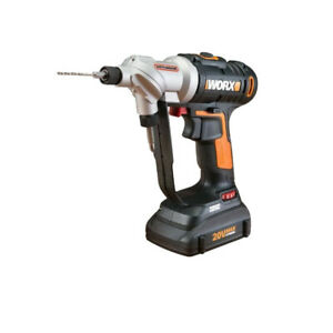 WORX WX176L.8 Switchdriver 20V PowerShare 2-in-1 Cordless Drill & Driver
