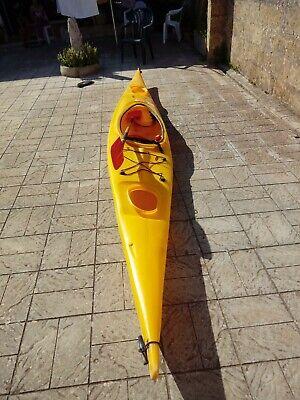 Challenger K2 DUE PERSONE Kayak con Paddle Adulti All/'aperto Sport D/'Acqua