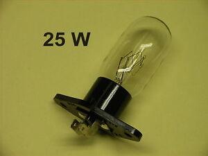NEU - Mikrowellen Garraum-Lampe 25W Bosch, Siemens, Neff, Bauknecht, Daewo u. a. - Deutschland - NEU - Mikrowellen Garraum-Lampe 25W Bosch, Siemens, Neff, Bauknecht, Daewo u. a. - Deutschland