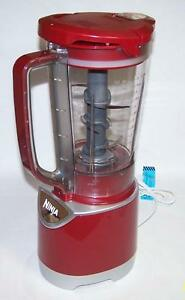 Details about NEW Ninja Kitchen System Pulse 700w Blender RED