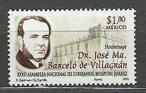 Mexico - Mail 1996 Yvert 1717 MNH Character