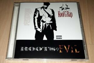 KOOL G RAP - Roots Of Evil - Album CD RAP Hip Hop 1998 PAPOOSE, JINX, MISS JONES