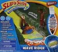 Wham-o Slip 'n Slide Wave Rider W/ Slide Boogie 16 Ft Ages 5-12