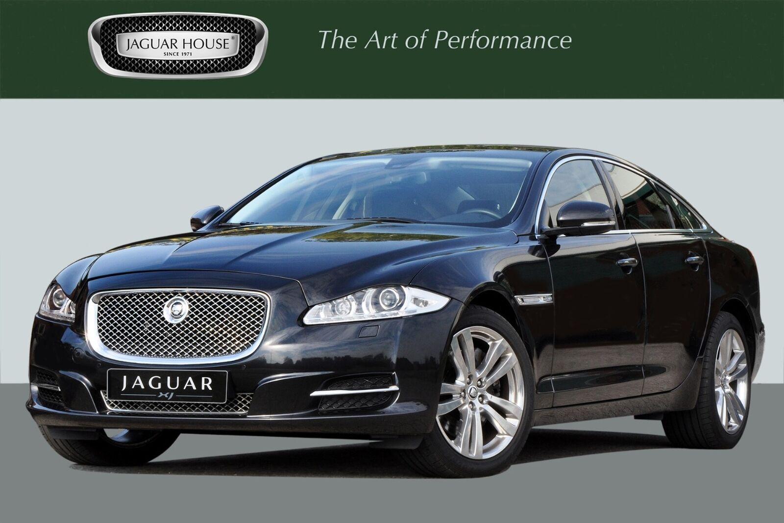 Jaguar XJ 3,0 D V6 Luxury aut. 4d
