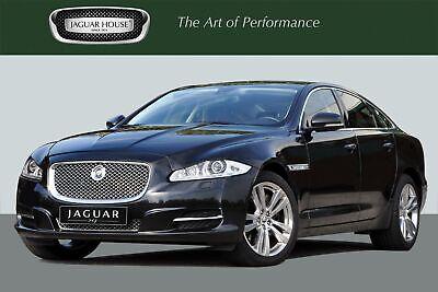 Annonce: Jaguar XJ 3,0 D V6 Luxury aut. - Pris 0 kr.