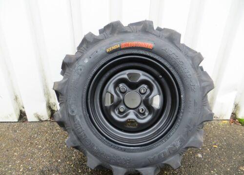 KENDA Executioner 25x10-12 50l pneumatico posteriore 2 pezzi