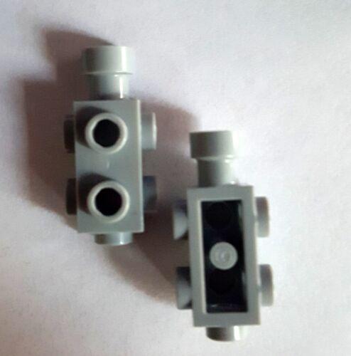 LEGO 4595 CONVERTITORE pietra 1x2x2//3 ugello per fotocamera 3 colori scelta 2 pezzi 04