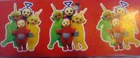 Teletubbies Party Banner Decoration Birthday Poster Favor Supplies Celebration