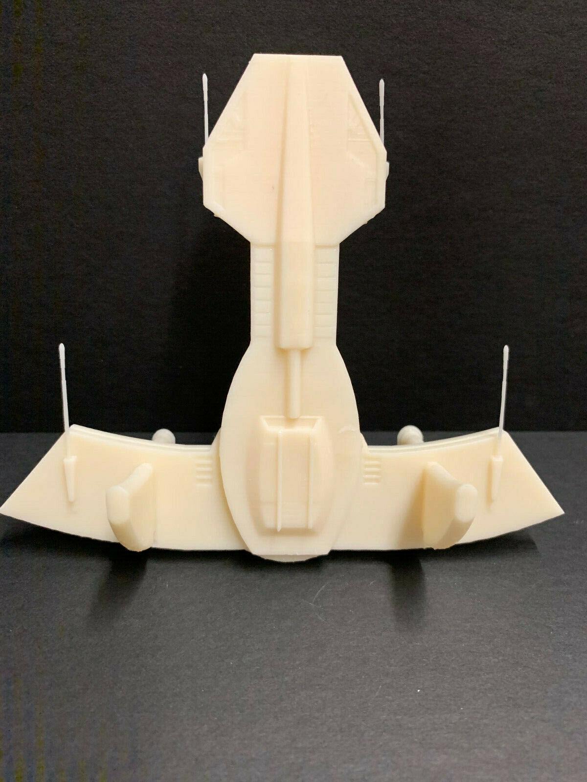 """Stargate Universe Destiny Starship 11.5/"""" 3d Printed Model Kit or Assembled"""