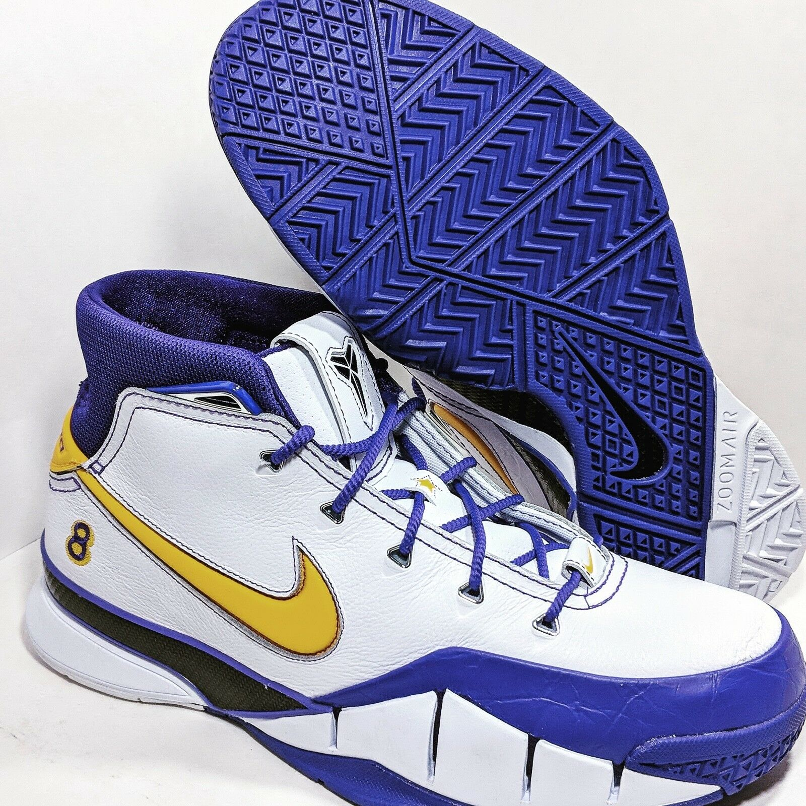 Nike Kobe Protro 1 Kobe 1 NEW Close Out Final Seconds Sz 10 AQ2728 New shoes for men and women, limited time discount