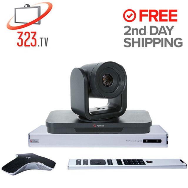 Polycom Group 500 MP Complete W/ EagleEye IV-12x Camera + Multipoint Option