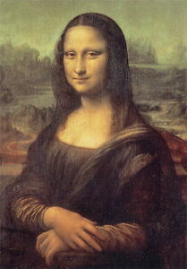 Leonardo da Vinci Mona Lisa Puzzle 1000 pcs Jigsaw puzzles TOMAX Art Vintage Toy