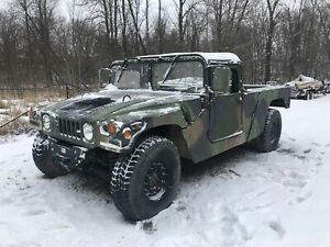 1987 Hummer H1 HUMVEE ! US ARMY AUTHENTIC !