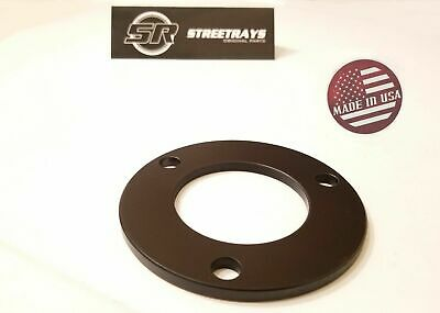 """Fits 1995-2004 Toyota 4Runner Tacoma Carbon Steel 0.5/"""" Front Ring Lean Spacer"""