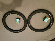 20x2.125 Motocross-Grip BMX Block Tread White Letter Tire single by Duro