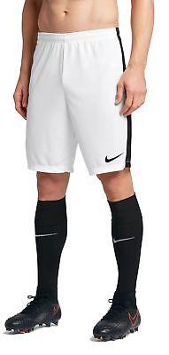Nike Hommes Football Fitness Shorts Nike Sec Académie Shorts Blanc Noir | eBay