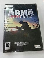 Arma: Queen's Gambit (pc, 2007) (uk Import)