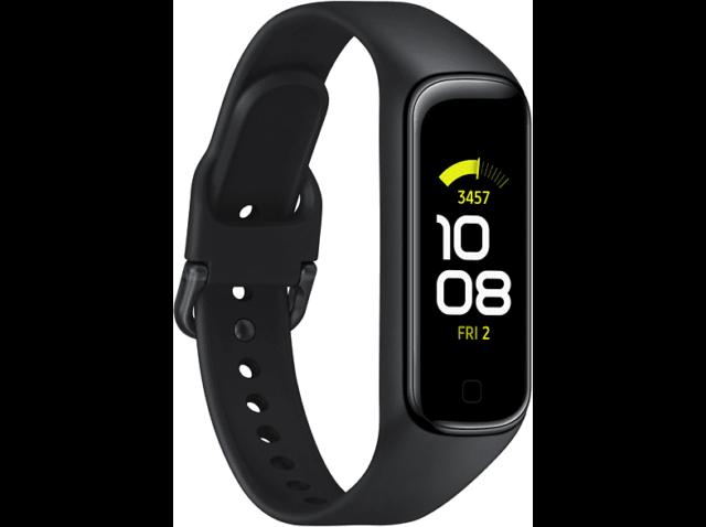 Samsung Galaxy Fit2 (SM-R220) Schwarz Black Neu Fitness Tracker Schrittzähler