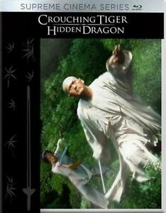 Crouching Tiger, Hidden Dragon (DVD,2000)