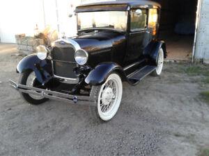 1928 Model A Ford Sedan