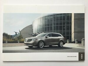 2016 Lincoln Mkt >> Details About 2016 Lincoln Mkt Dealer Literature Brochure Stunning Photos 28 Pages