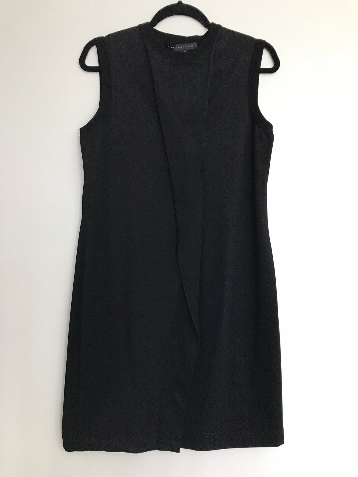 Marc by Marc Jacobs Front Pleat Fitted Dress - Größe M