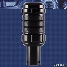 Universal Black Aluminum Magnum Automatic Transmission Shift Knob