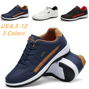 men's fashion casual shoes sports outdoor breathable tenis