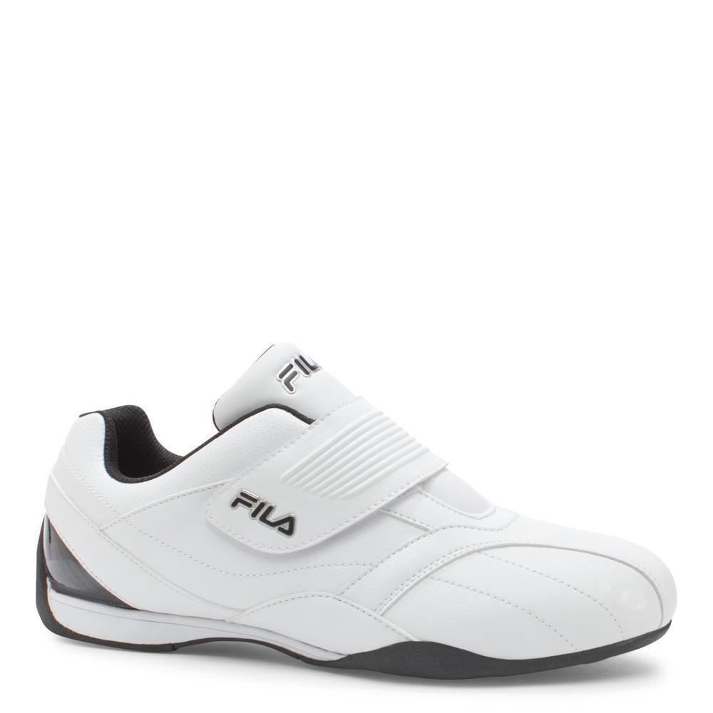 Para Hombre Fila Mach blancoo Negro Bajo Atlético Gimnasio T Zapatos Zapatillas De Moda Informal Zapato