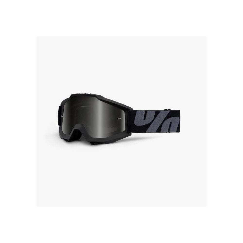 100% Accuri UTV ATV Sand Goggle Superstition - Dark Smoke Lens