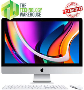 Apple iMac 27 All in One - i7 Quad CPU + Up to 32GB +1TB HDD + Keyboard & Mouse