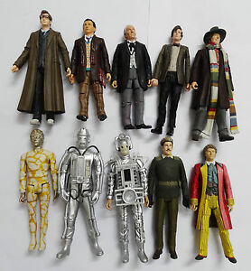Doctor-Who-the10th-7th-1th-11-TH-4TH-6th-HUMANOID-AXON-Brigadier-Cyberman-Planet