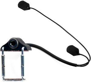 K&k Sound Mandoline Twin Fusion Double Capteur Pickup Avec Side-mont Carpenter Jack-afficher Le Titre D'origine 1krfr4cm-07184333-100164711