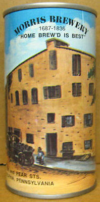 Cold Spring MINNESOTA Grade 1//1 1986 ss CAN w// barrel /& stein KEGLE BRAU BEER