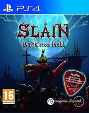 Slain (PS4) BRAND NEW SEALED