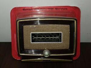 MARCONI-1531-Radio-in-miniatura-imballo-originale